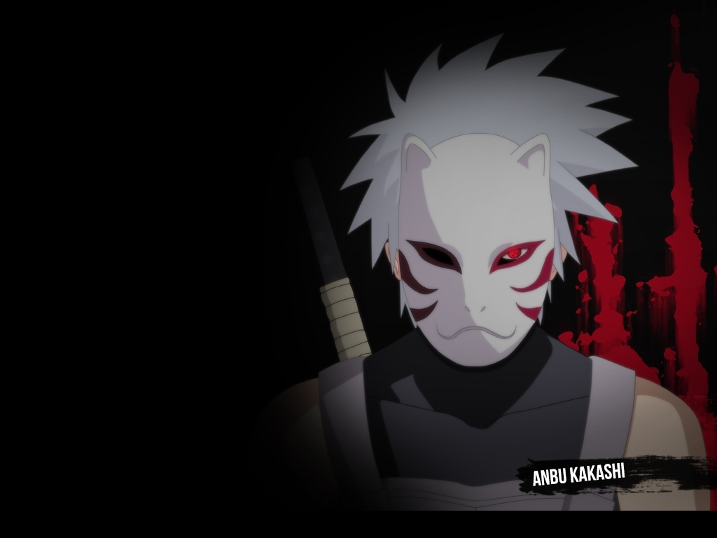 anbu kakashi wallpaper v.1md-a on deviantart