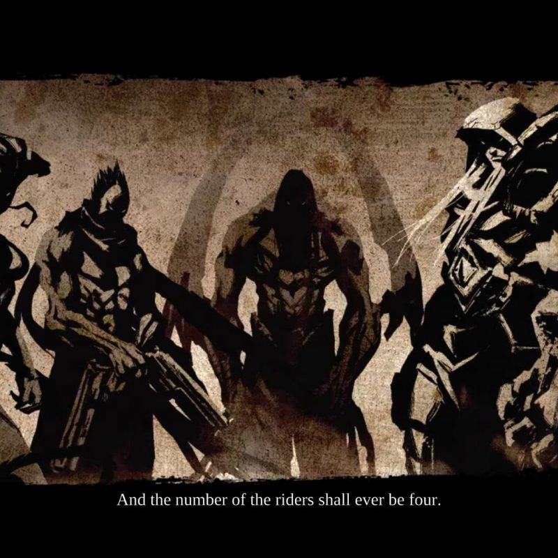 10 New Darksiders Four Horsemen Wallpaper FULL HD 1080p For PC Desktop 2020 free download and the number of the riders shall ever be four darksiders 800x800