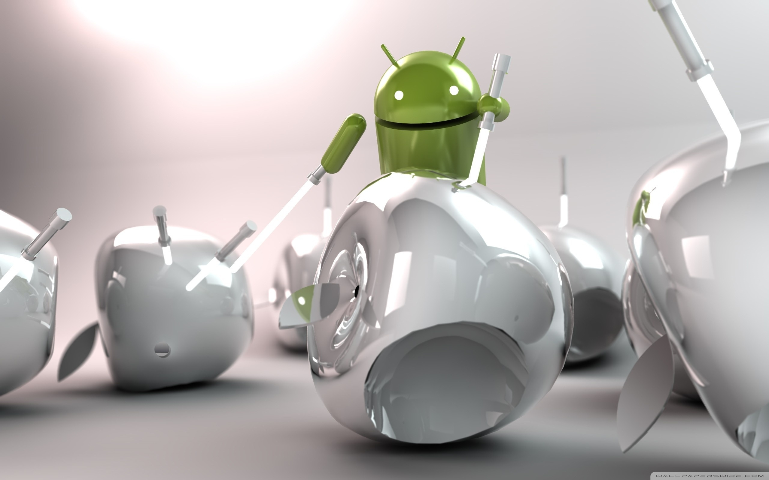 android vs apple ❤ 4k hd desktop wallpaper for 4k ultra hd tv