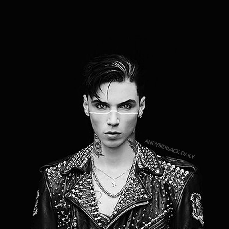 10 Most Popular Andy Biersack Wallpaper Iphone FULL HD 1080p For PC Desktop 2020 free download andy biersack daily 1 800x800