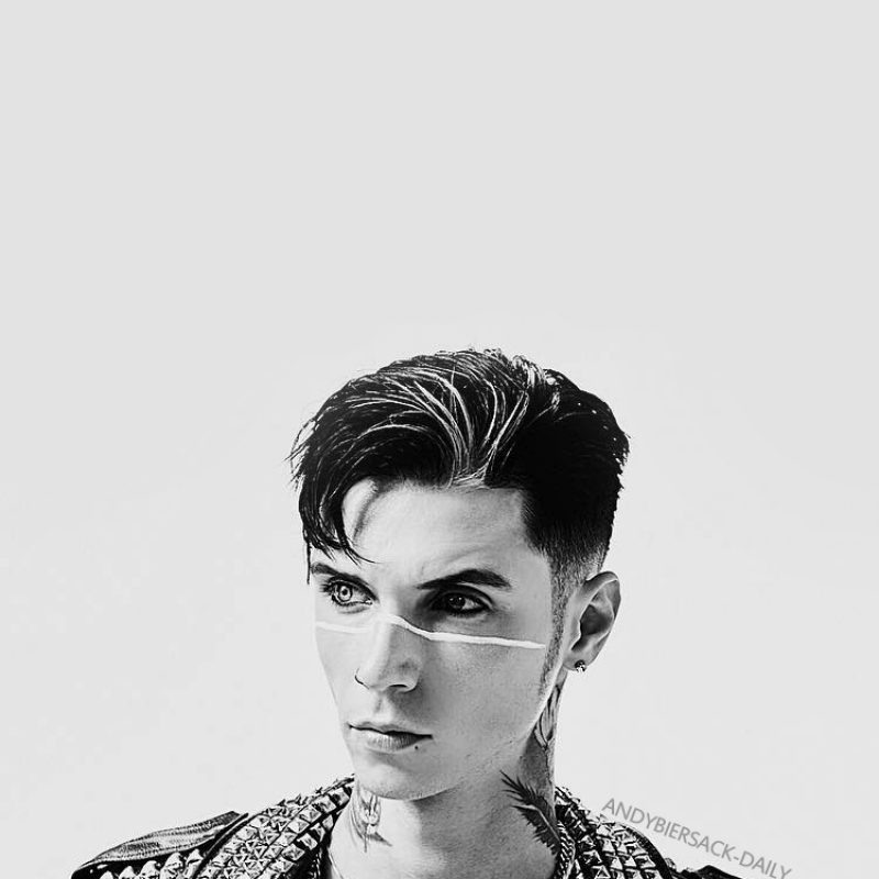 10 Most Popular Andy Biersack Wallpaper Iphone FULL HD 1080p For PC Desktop 2020 free download andy biersack daily 800x800