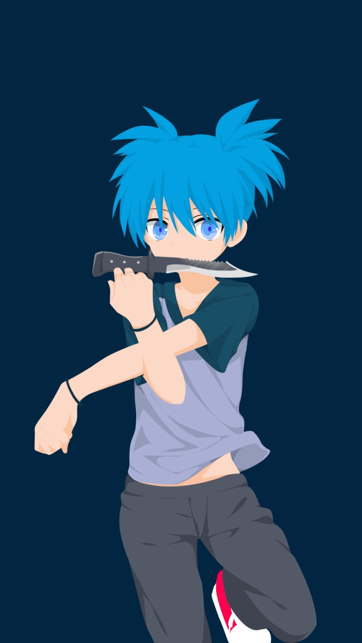 anime/assassination classroom (720x1280) wallpaper id: 660267
