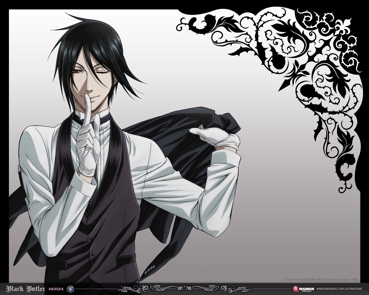 anime black butler wallpapers (desktop, phone, tablet) - awesome