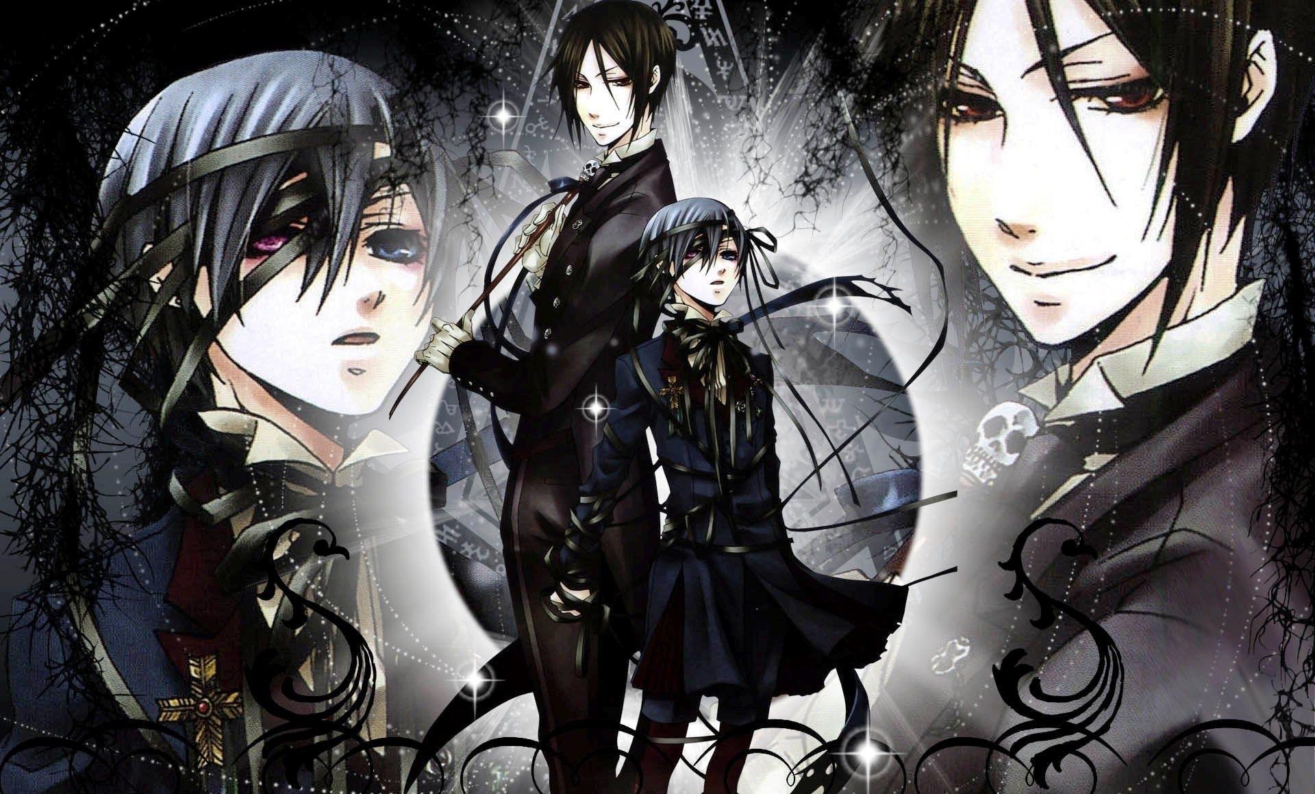 anime black butler wallpapers - wallpaper.wiki