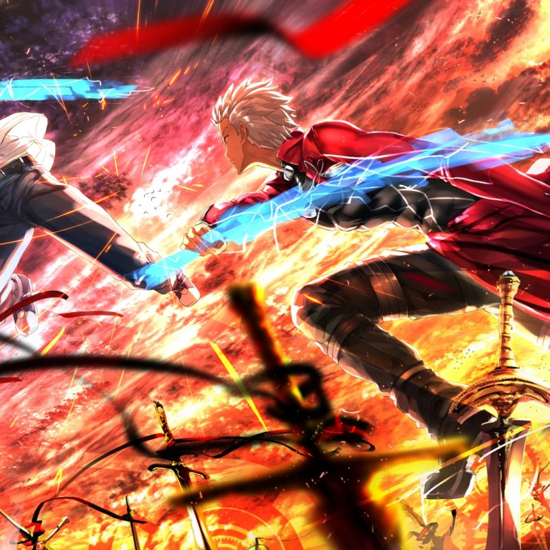 10 Best Fate Stay Night Ubw Wallpaper FULL HD 1920×1080 For PC Desktop 2021 free download anime fate stay night unlimited blade works shirou emiya archer 800x800