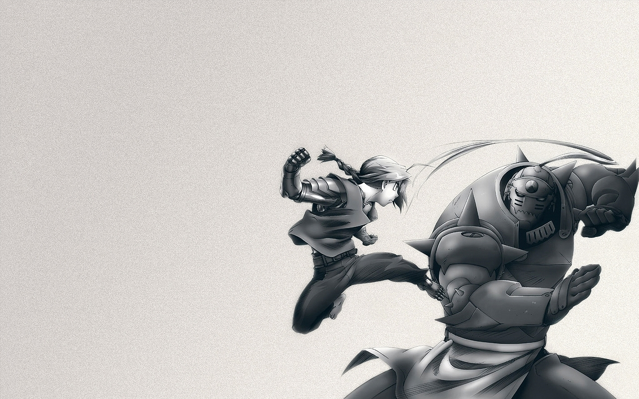 anime fullmetal alchemist wallpapers (desktop, phone, tablet