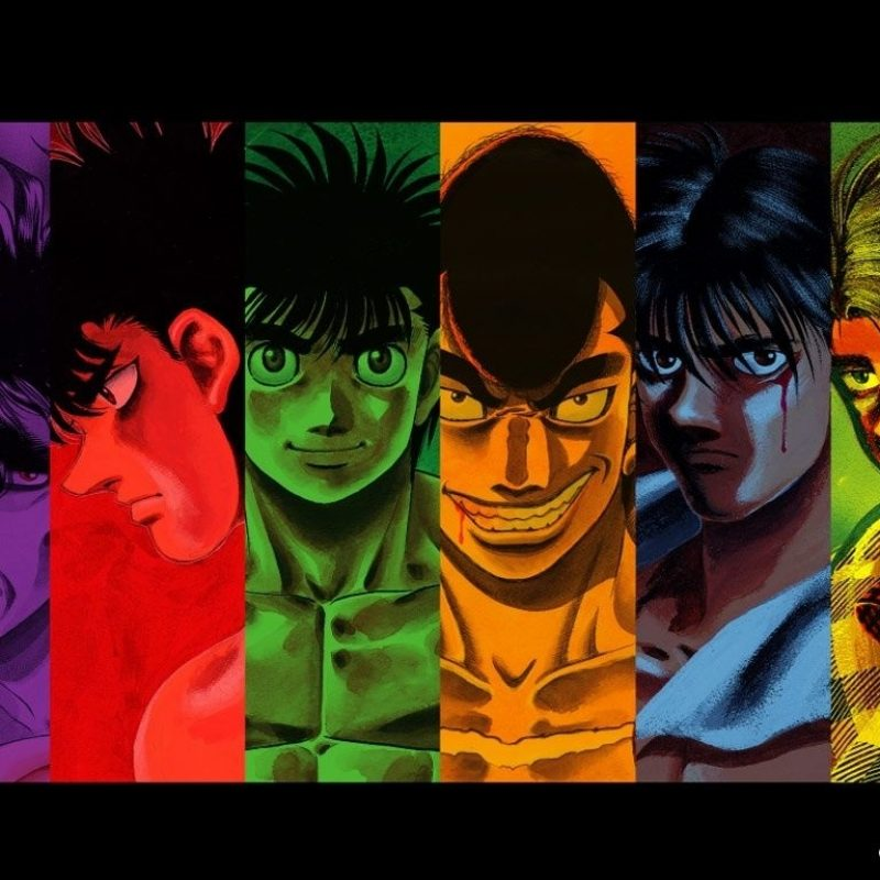 10 New Hajime No Ippo Wallpapers FULL HD 1920×1080 For PC Background 2020 free download anime iz life my top five anime 4 hajime no ippofighting spirit 800x800