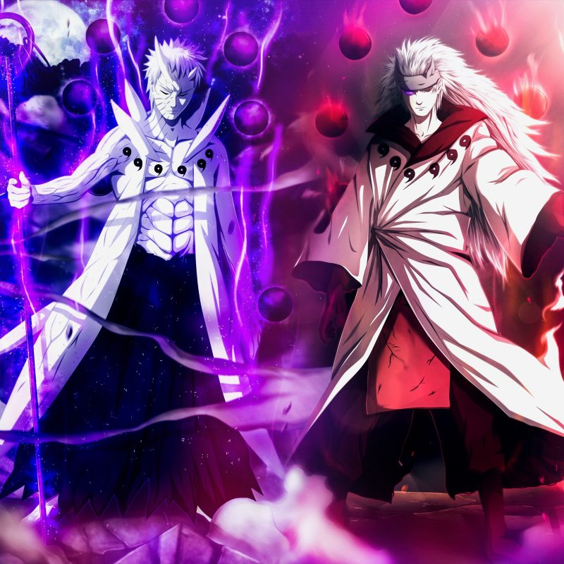 10 Best Naruto And Sasuke Sage Of Six Paths Wallpaper FULL HD 1920×1080 For PC Desktop 2021 free download anime naruto madara uchiha obito uchiha sage of six paths wallpaper 800x800