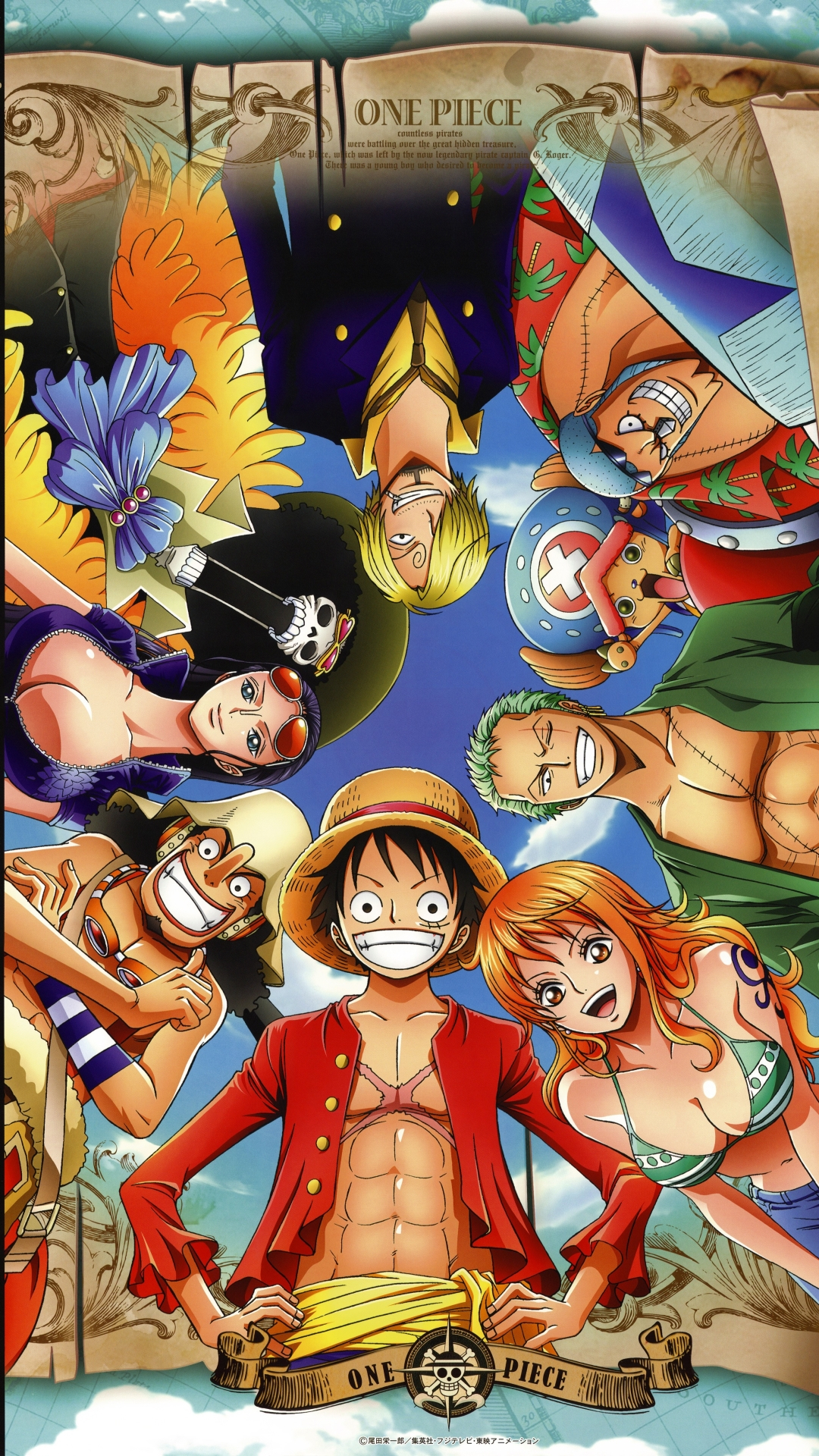 10 Best One Piece Wallpapers Android FULL HD 1080p For PC ...