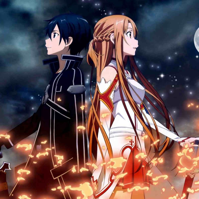 10 Top Kirito And Asuna Wallpaper FULL HD 1080p For PC Background 2021 free download anime sword art online wallpapers desktop phone tablet awesome 1 800x800