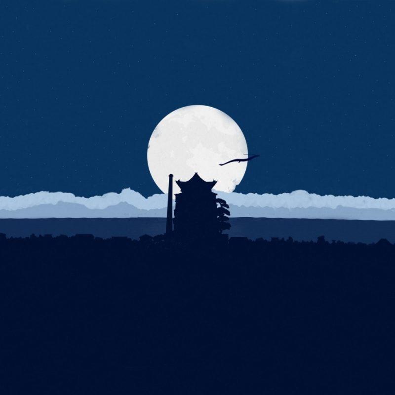 10 Top Spirited Away Desktop Backgrounds FULL HD 1080p For PC Desktop 2020 free download anime wallpaper 1600 x 900 night moon anime minimalism spirited 800x800