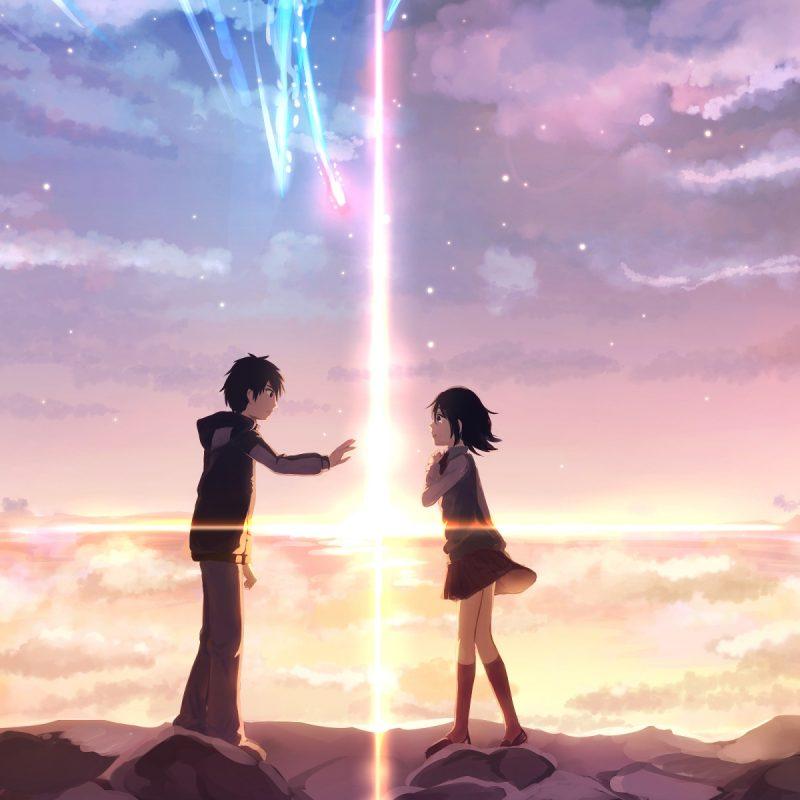 10 Most Popular Kimi No Nawa Wallpaper FULL HD 1080p For PC Desktop 2021 free download anime your name mitsuha miyamizu taki tachibana kimi no na wa fond 1 800x800