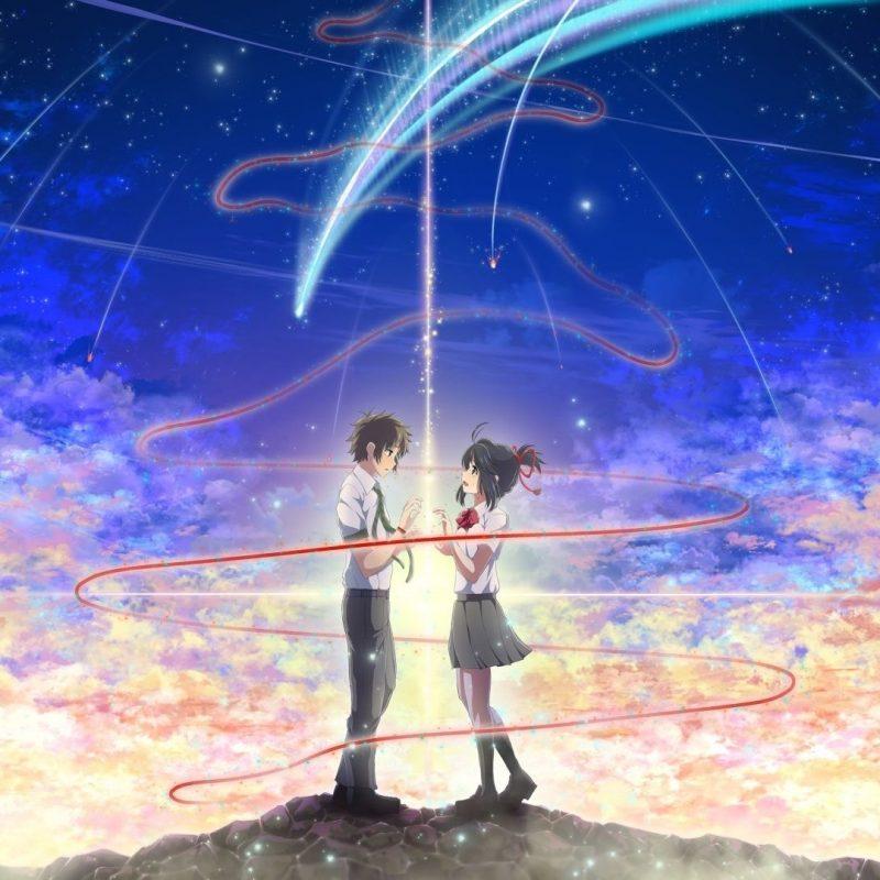 10 Latest Kimi No Na Wa Hd Wallpaper FULL HD 1080p For PC Background 2021 free download anime your name taki tachibana kimi no na wa mitsuha miyamizu 800x800
