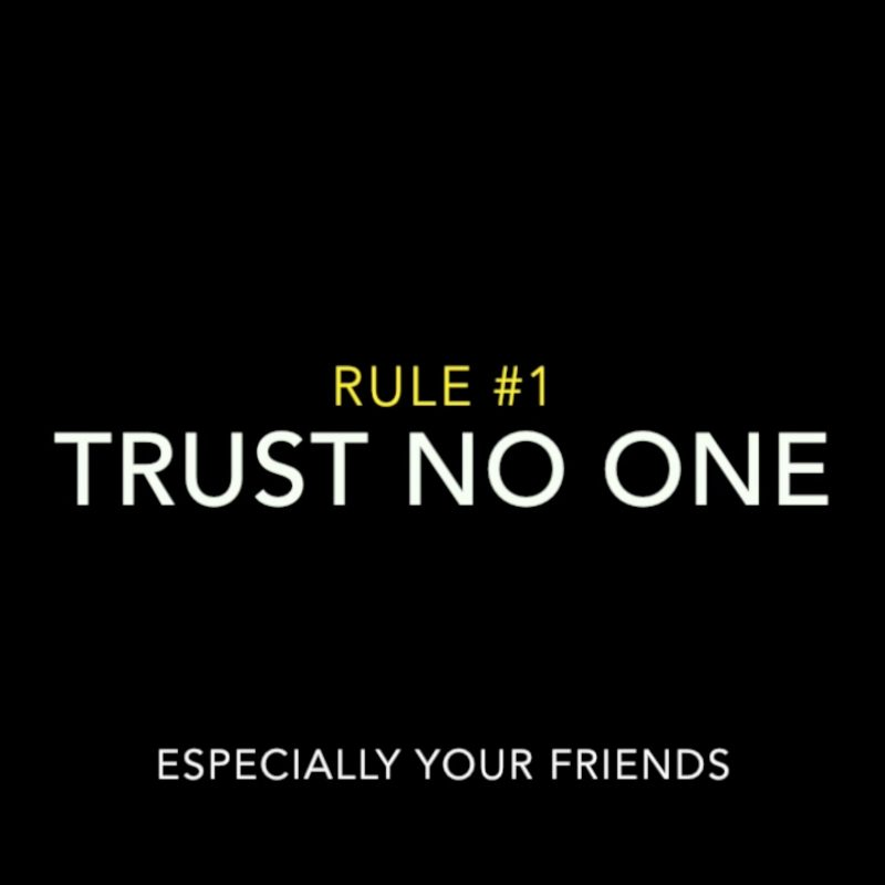 10 Most Popular Trust No One Wallpapers FULL HD 1920×1080 For PC Background 2018 free download annual charity wheelbarrow race rule 1 trust no one youtube 800x800