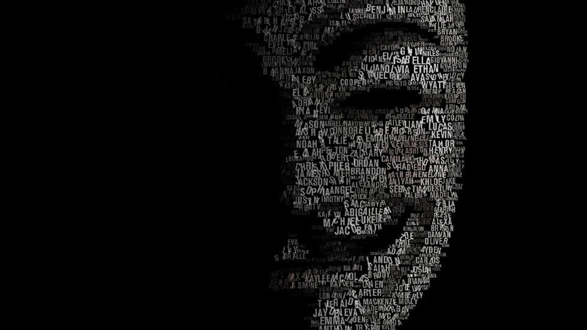 anonymous wallpaper | (102954)