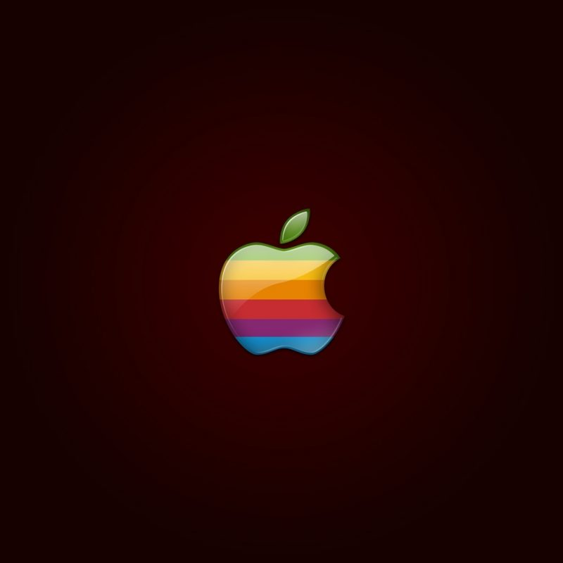 10 Most Popular Old Apple Logo Wallpaper FULL HD 1920×1080 For PC Background 2018 free download apple rainbow logo wallpaper wallpaper wide hd 800x800