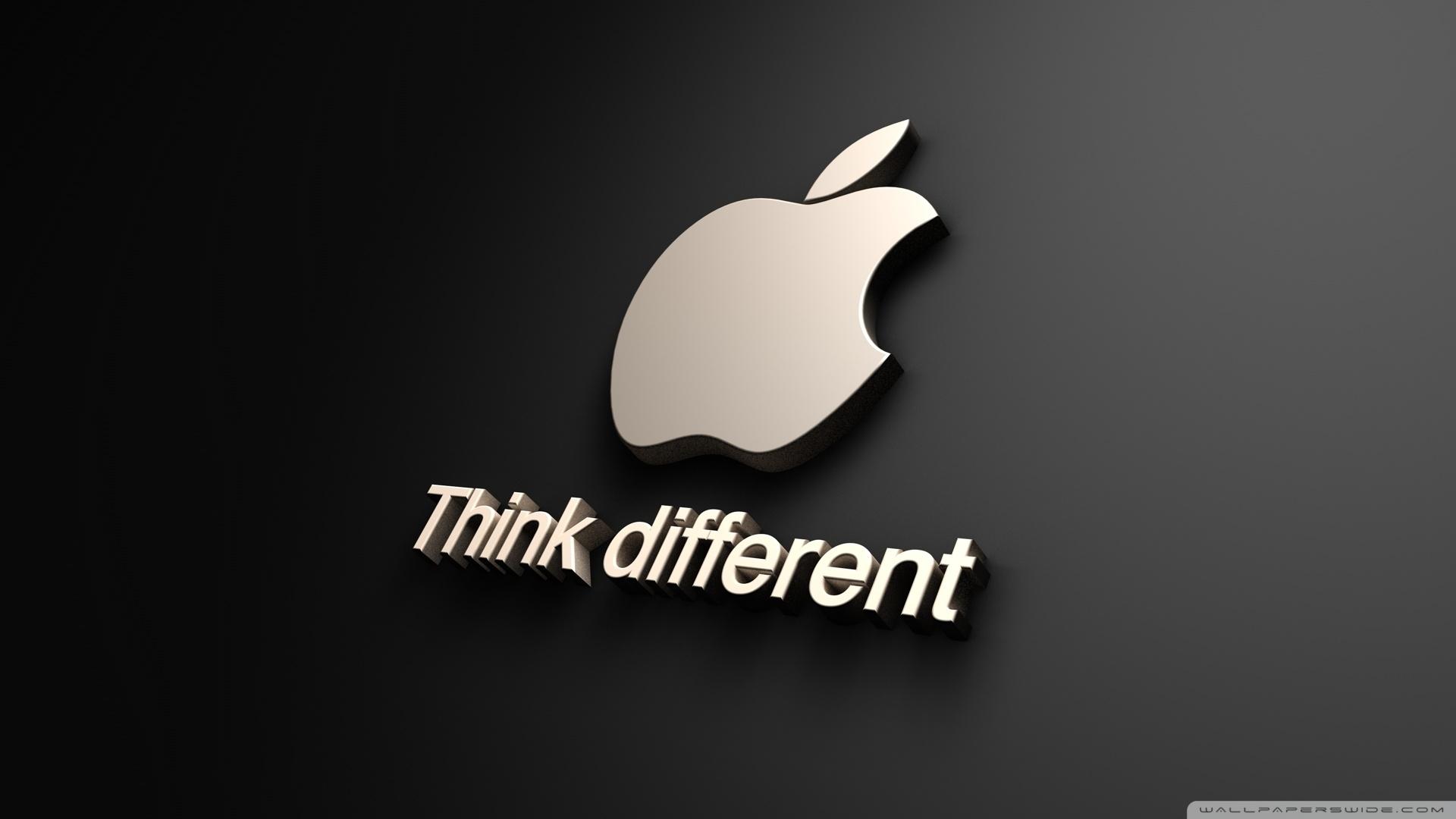 apple think different ❤ 4k hd desktop wallpaper for 4k ultra hd tv