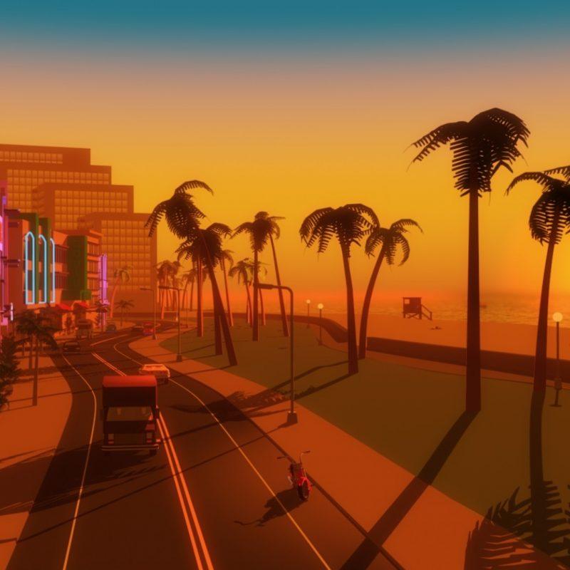 10 Most Popular Gta Vice City Wallpaper FULL HD 1920×1080 For PC Desktop 2018 free download arbres jeux video de palmiers gta vice city beach papier peint 800x800