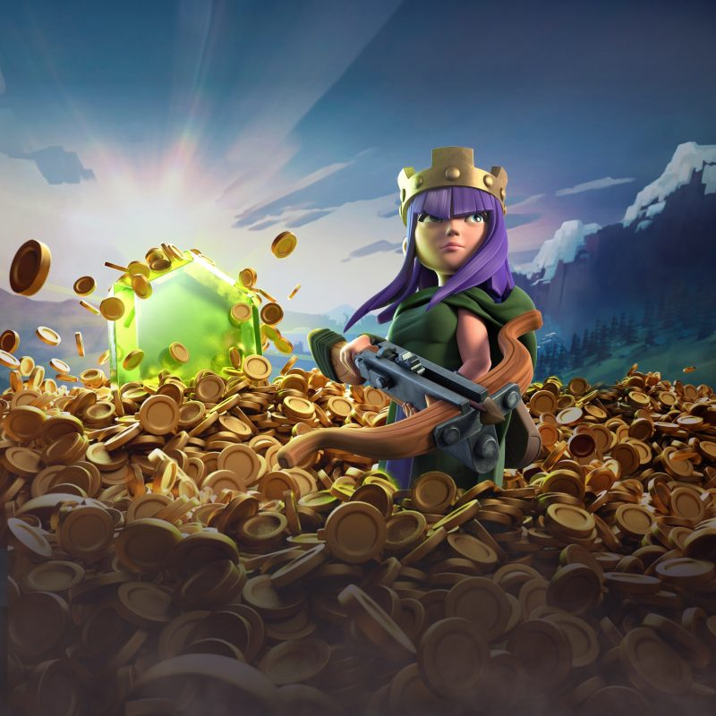 10 Latest Clash Of Clans Wallpapers Hd FULL HD 1920×1080 For PC Desktop 2020 free download archer queen wallpapers pinterest clash royale universe and 800x800