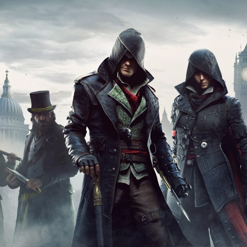 10 Top Assassin's Creed Syndicate Wallpaper FULL HD 1920×1080 For PC Background 2018 free download artworks assassins creed syndicate page 2 800x800