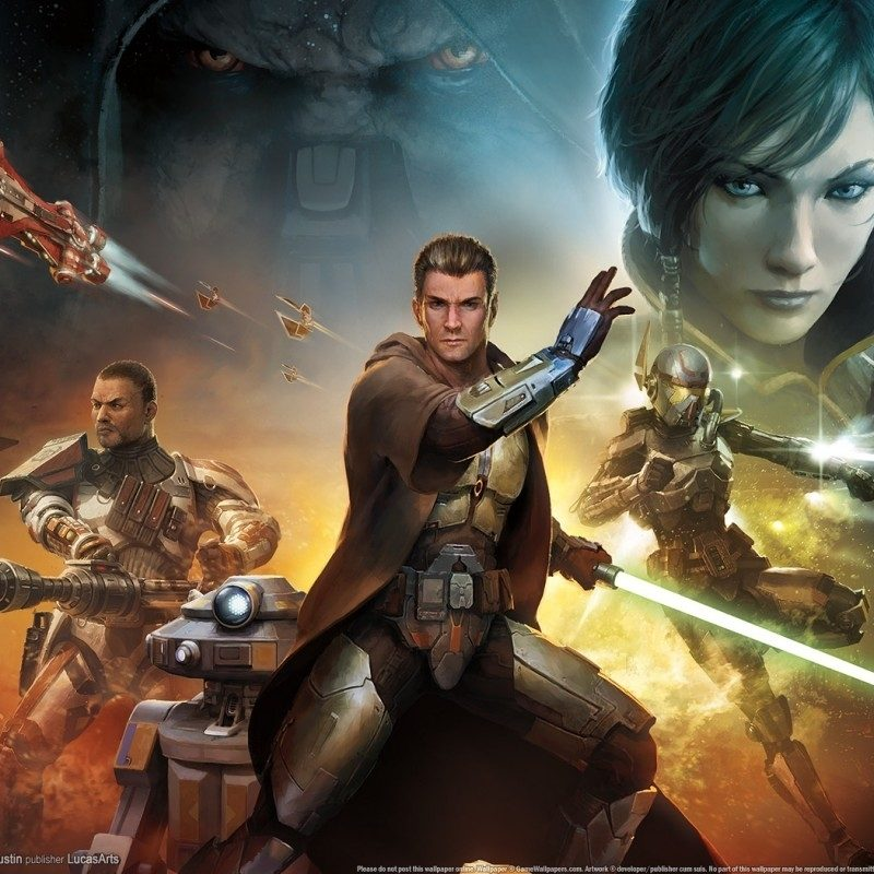 10 Best Star War The Old Republic Wallpaper FULL HD 1920×1080 For PC Background 2021 free download artworks star wars the old republic 800x800