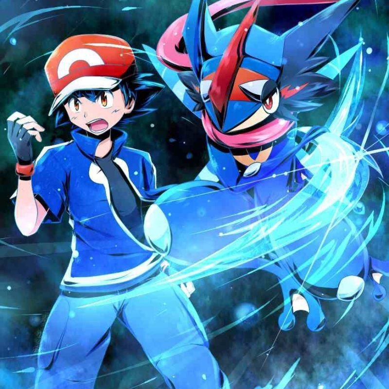 10 Best Pictures Of Ash Greninja FULL HD 1080p For PC Desktop 2020 free download ash and greninja epicness pinterest ash pokemon and ash ketchum 800x800