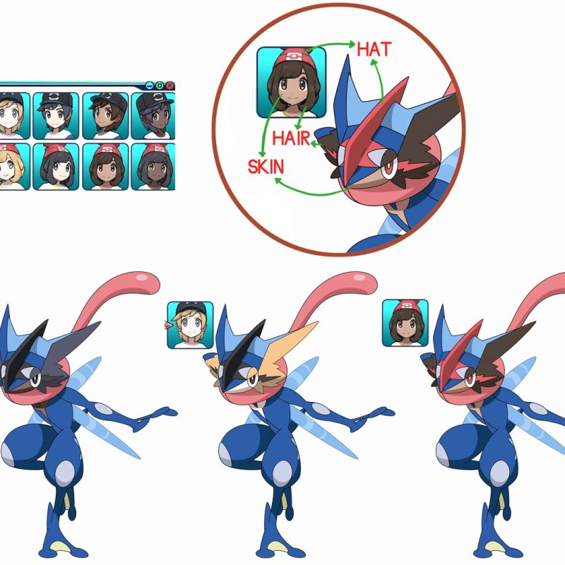 10 Best Pictures Of Ash Greninja FULL HD 1080p For PC Desktop 2020 free download ash greninja theory what if in the game greninja changes into our 800x800