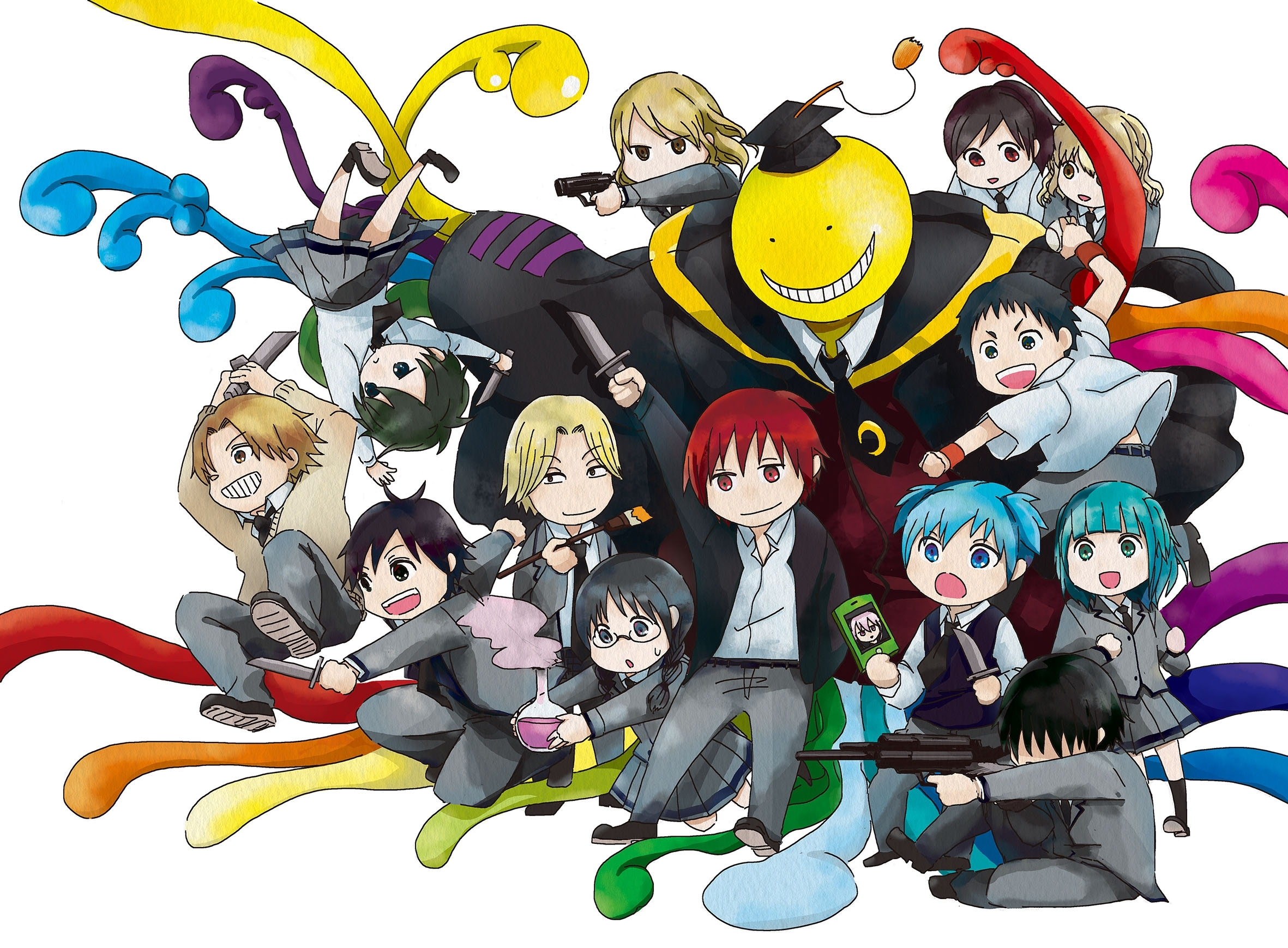 assassination classroom images assassination classroom hd wallpaper
