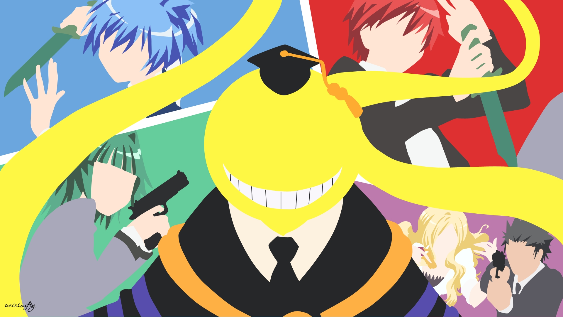 assassination classroom images assassination classroom. hd wallpaper