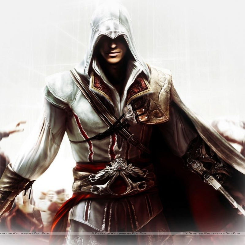 10 Best Assassin's Creed Ezio Wallpaper FULL HD 1080p For PC Background 2018 free download assassins creed 2 ezio wallpaper 800x800