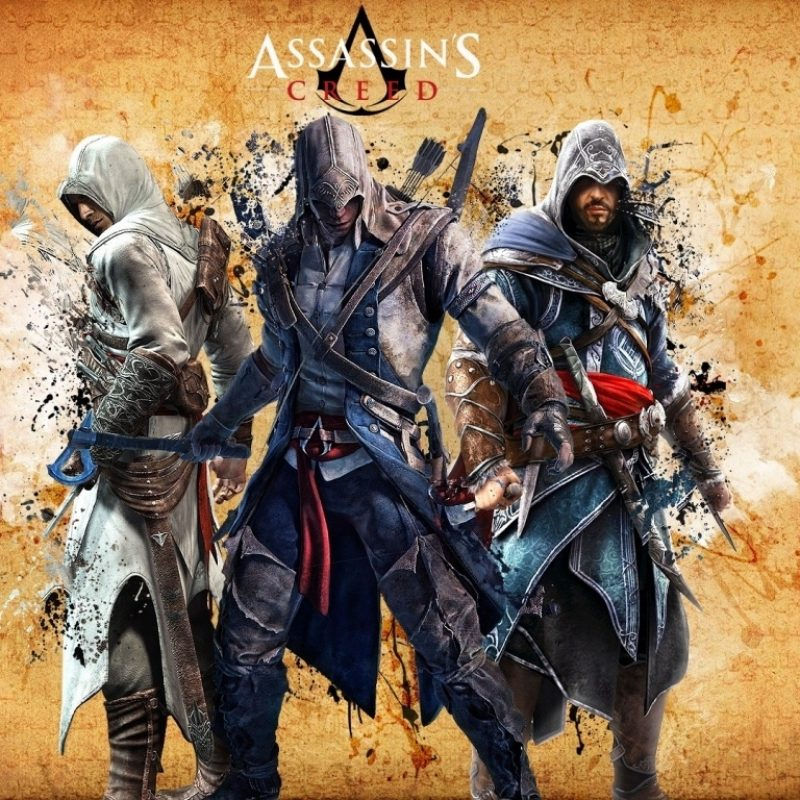 10 Most Popular Assassin's Creed Wallpaper 1366X768 FULL HD 1080p For PC Background 2018 free download assassins creed 3 2012 e29da4 4k hd desktop wallpaper for 4k ultra hd 800x800