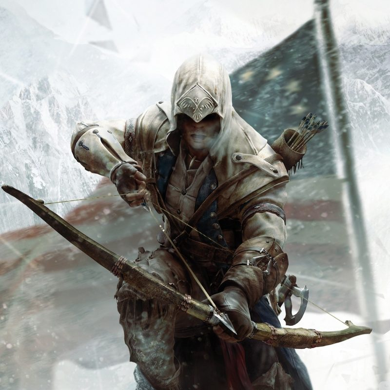 10 New Assassin's Creed 3 Wallpaper Hd 1080P FULL HD 1080p For PC Background 2021 free download assassins creed 3 connor bow e29da4 4k hd desktop wallpaper for 4k 4 800x800