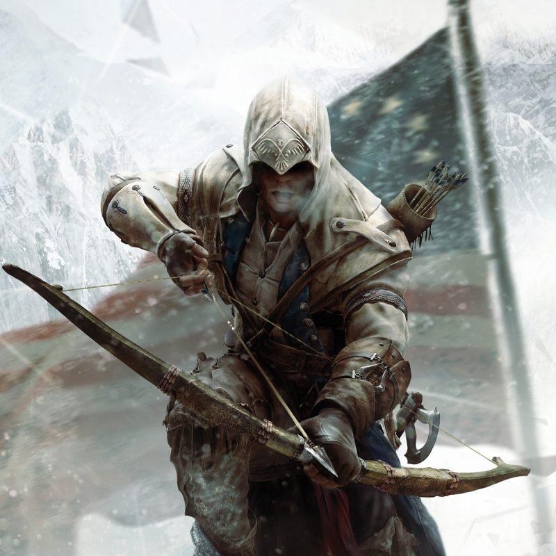 10 Best Assassin Creed 3 Wallpaper FULL HD 1920×1080 For PC Desktop 2021 free download assassins creed 3 connor bow e29da4 4k hd desktop wallpaper for 4k 5 800x800