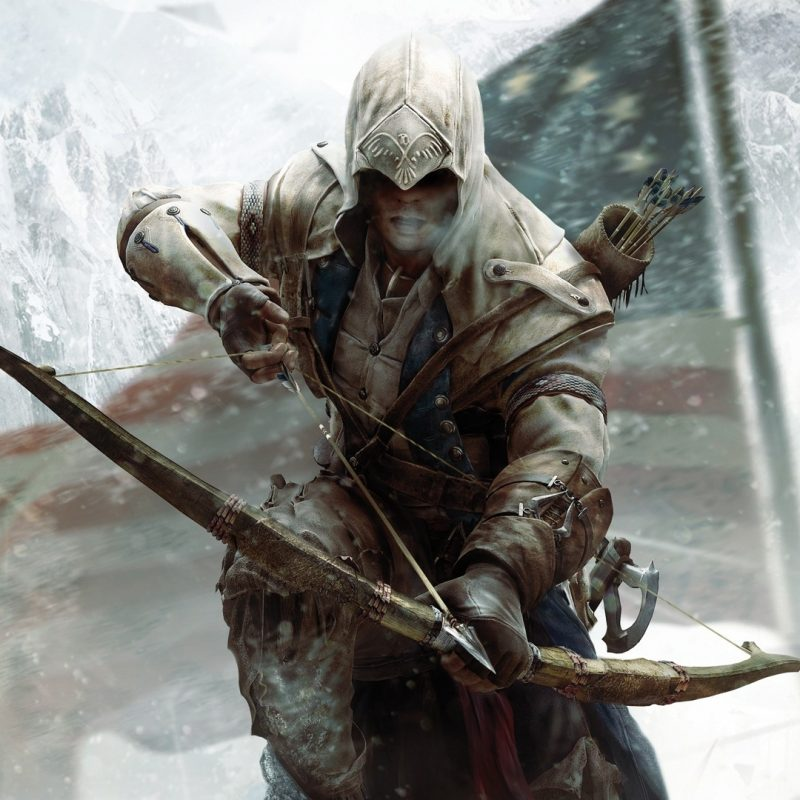 10 Latest Assassin S Creed 3 Hd Wallpapers Full Hd 1920 1080 For Pc