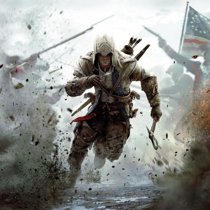 10 Most Popular Assassin's Creed Wallpaper 1366X768 FULL HD 1080p For PC Background 2018 free download assassins creed 3 connor free running e29da4 4k hd desktop wallpaper 2 800x800