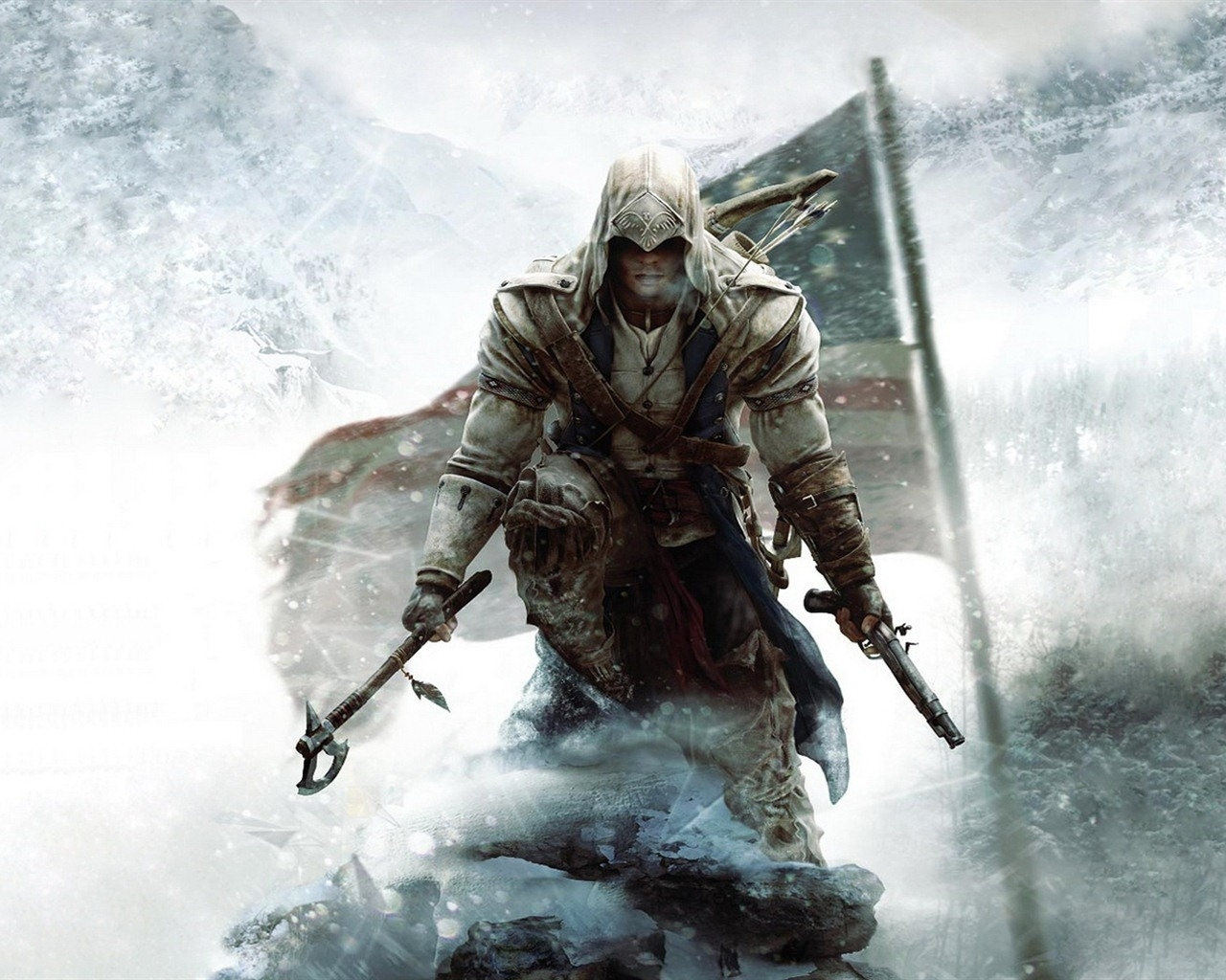 Title Assassin 039 S Creed 3 Hd Wallpapers 20 1280 1024 Wallpaper Dimension X File Type Jpg Jpeg