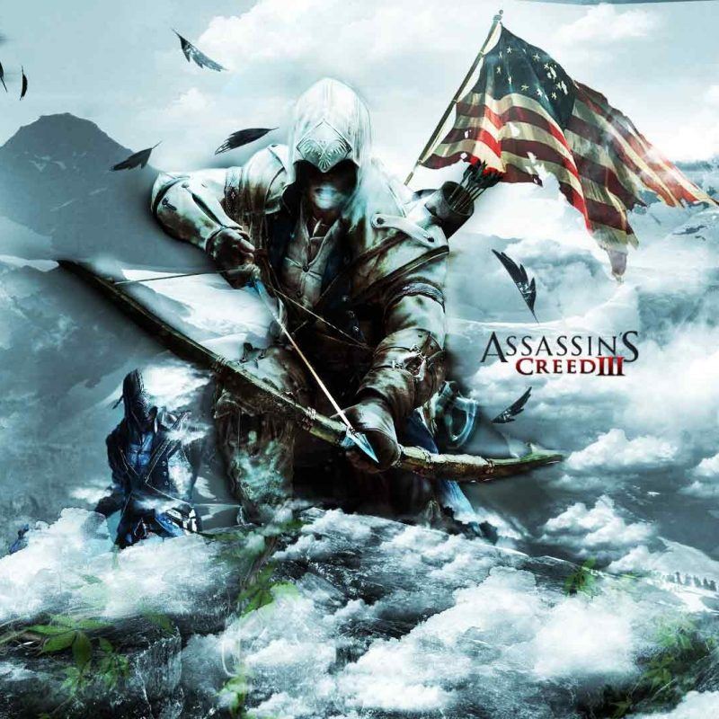 10 Latest Assassin's Creed 3 Hd Wallpapers FULL HD 1920×1080 For PC Background 2018 free download assassins creed 3 wallpapers hd wallpaper cave 1 800x800