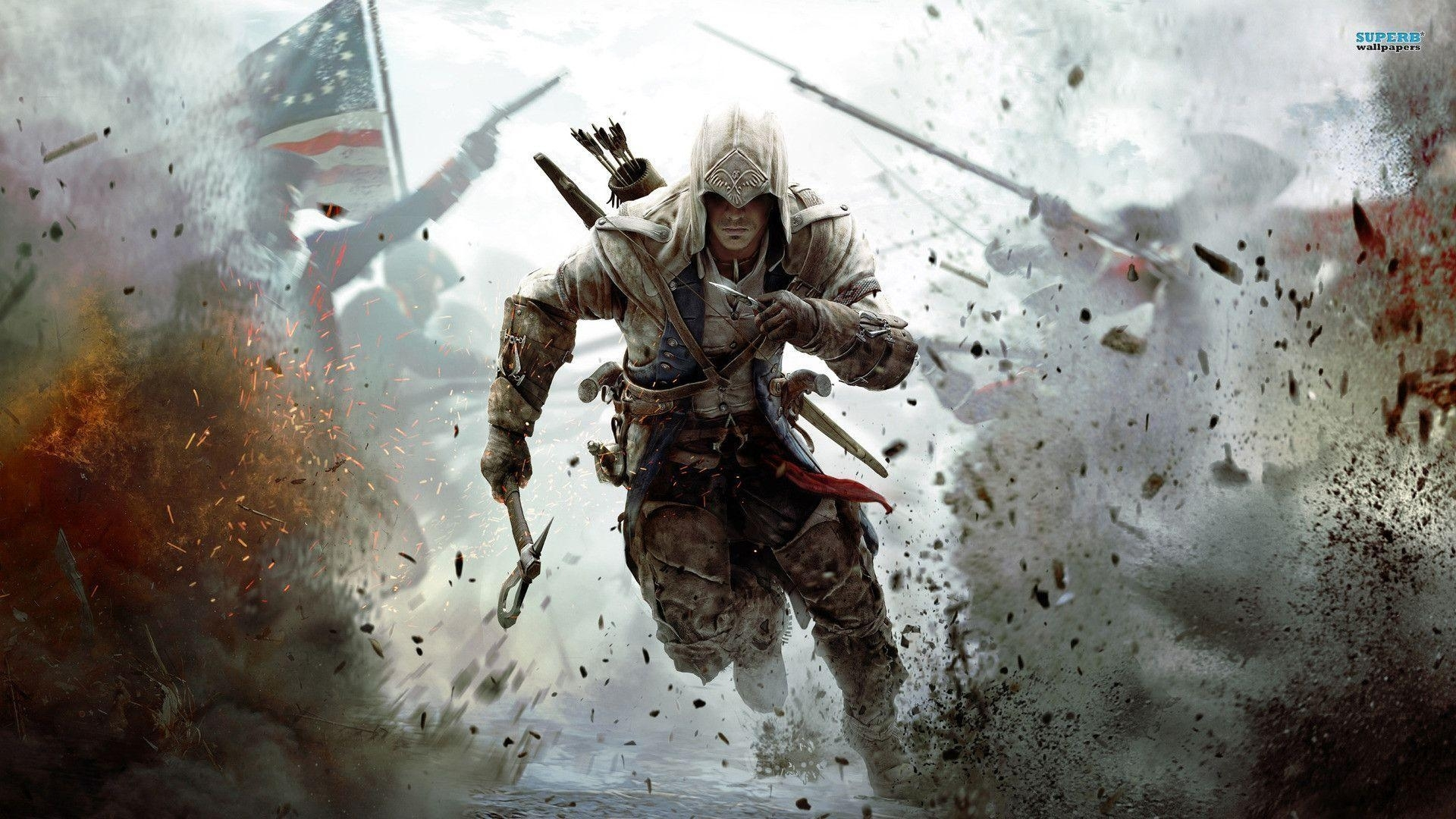 assassin's creed 3 wallpapers hd - wallpaper cave