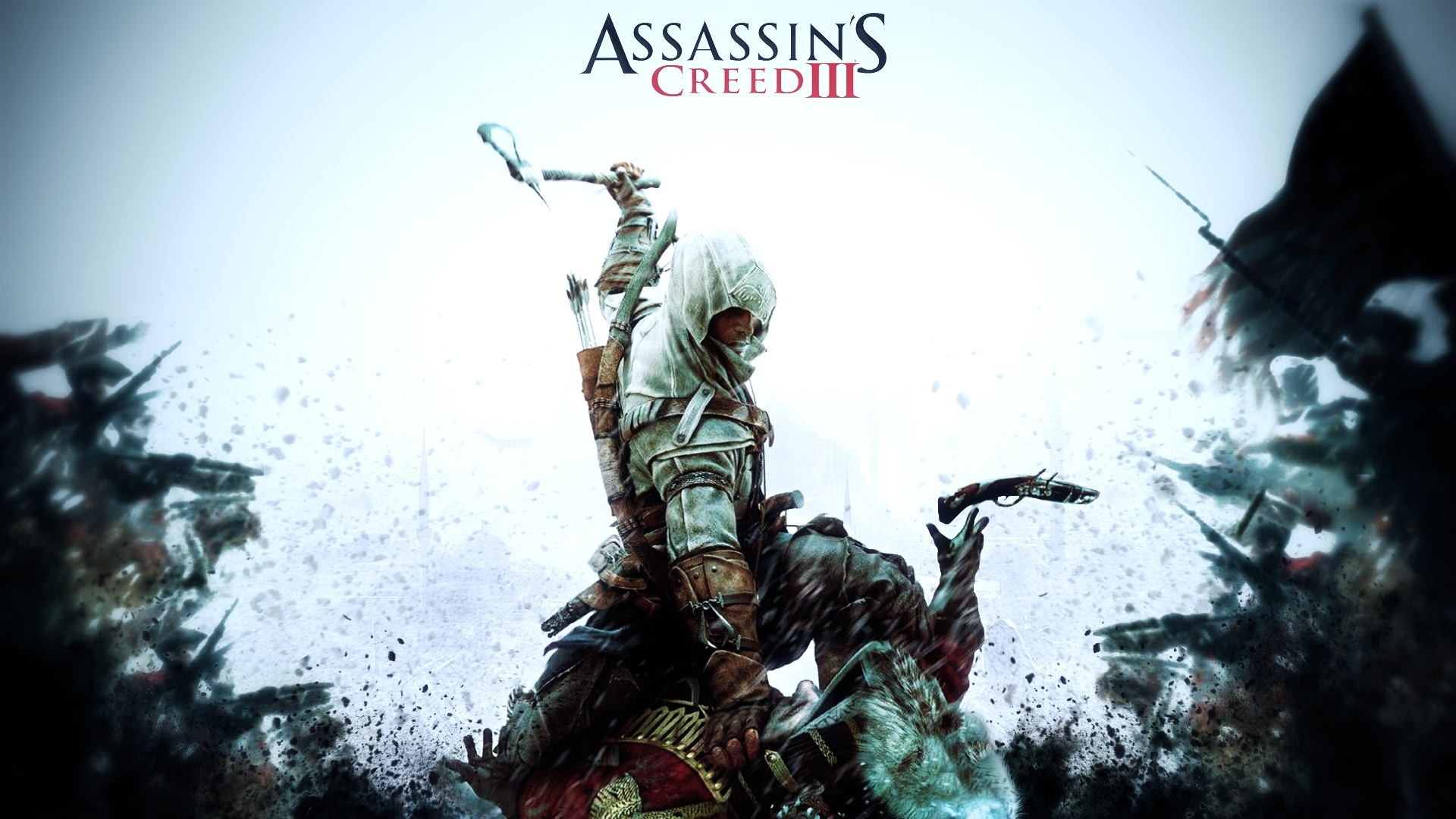 assassin's creed 3 wallpapers | hd wallpapers | id #11083