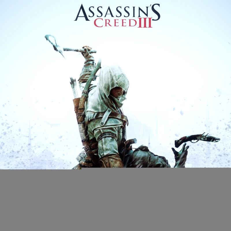 10 Latest Assassin's Creed Computer Backgrounds FULL HD 1920×1080 For PC Desktop 2018 free download assassins creed 3 wallpapers hd wallpapers id 11083 800x800