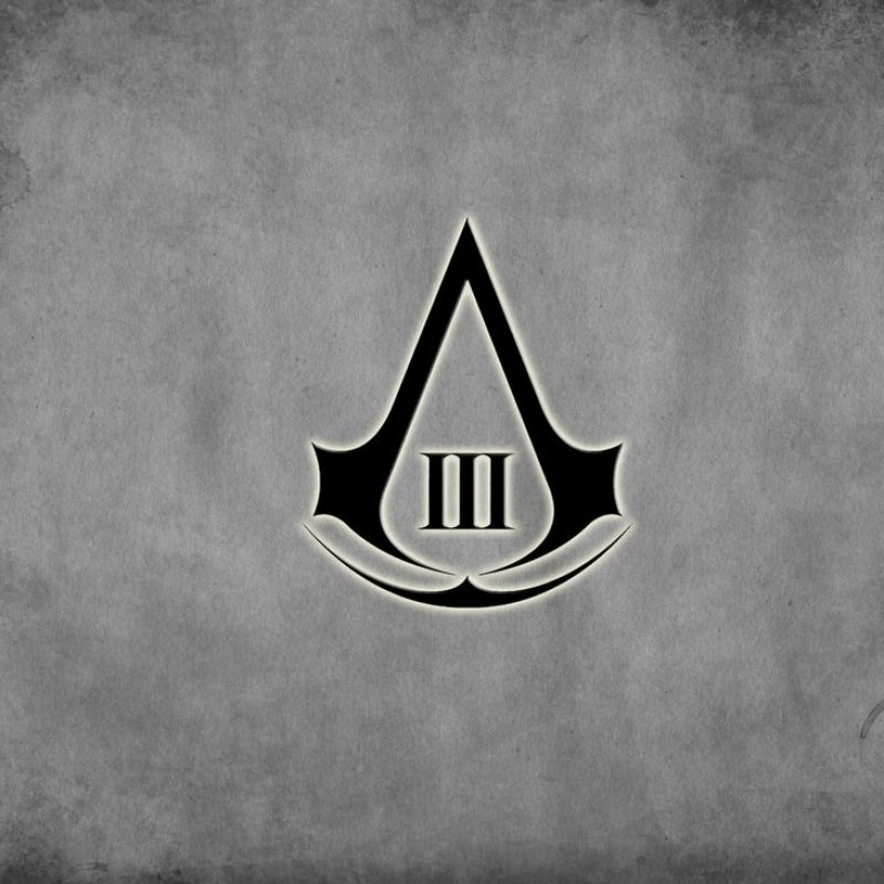 10 Top Assassin's Creed Logo Wallpaper Hd FULL HD 1080p For PC Background 2020 free download assassins creed 3 wallpaperspee505 on deviantart 800x800