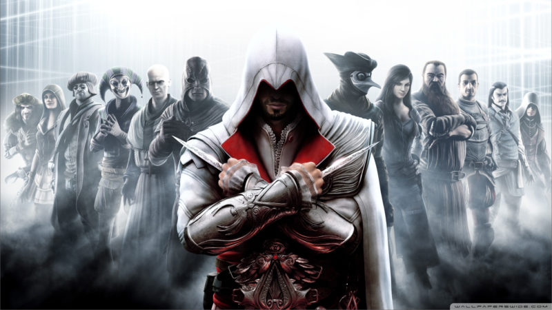 10 Most Popular Assassin's Creed Wallpaper Hd FULL HD 1080p For PC Background 2021 free download assassins creed brotherhood e29da4 4k hd desktop wallpaper for 4k ultra 3 800x450