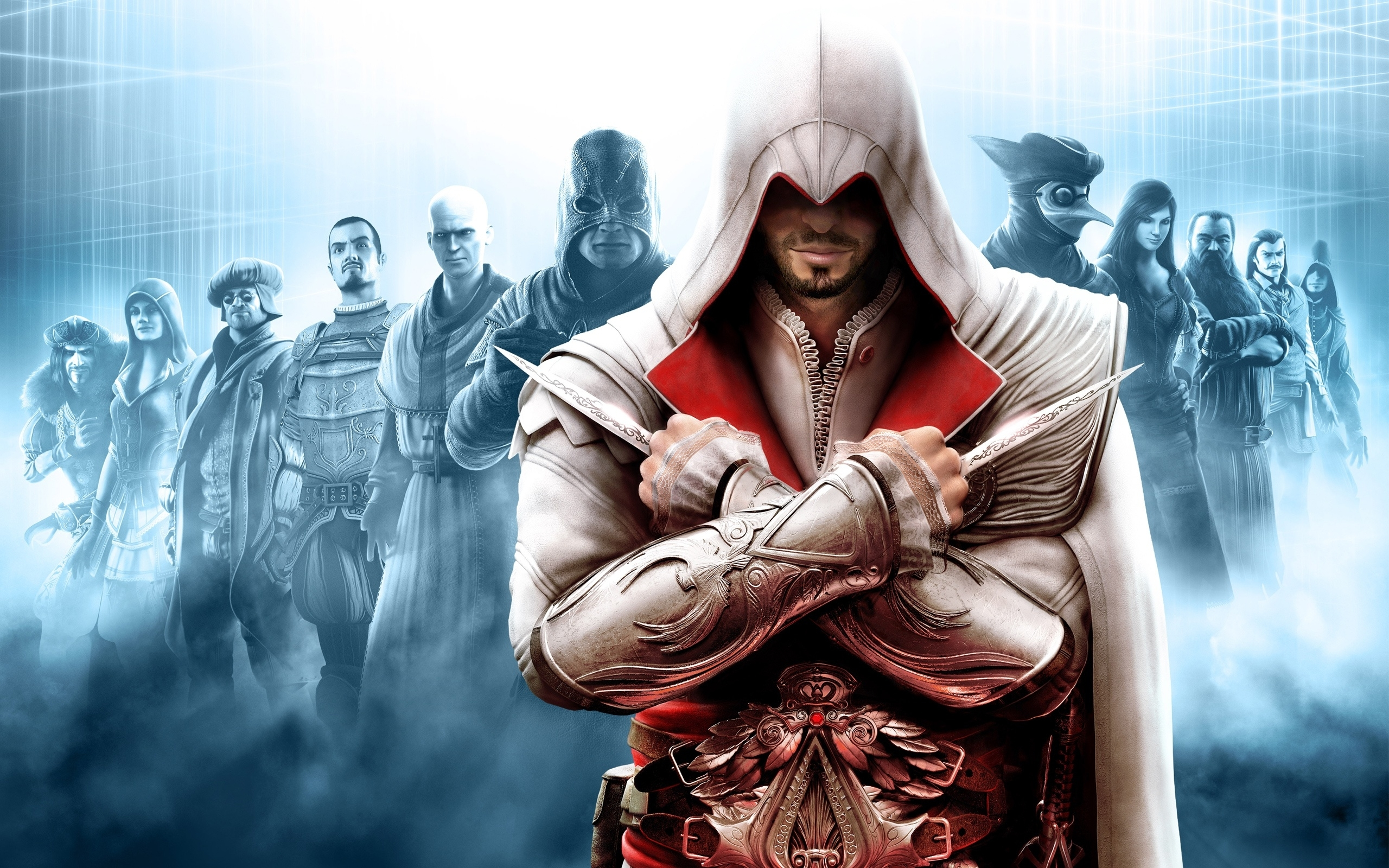 assassin's creed: brotherhood full hd fond d'écran and arrière-plan