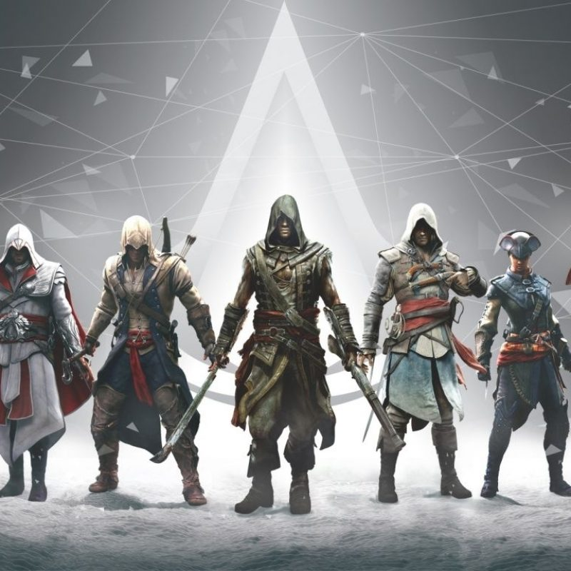 10 Latest Assassin's Creed Computer Backgrounds FULL HD 1920×1080 For PC Desktop 2018 free download assassins creed hd wallpapers backgrounds wallpaper wallpapers 800x800