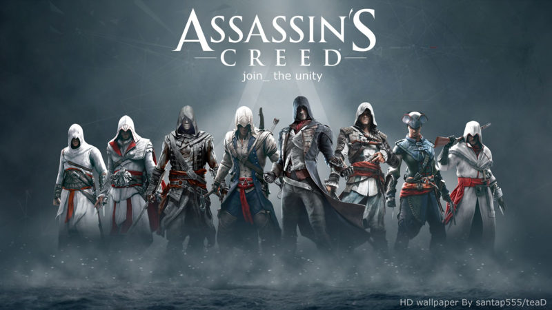 10 Most Popular Assassin's Creed Wallpaper Hd FULL HD 1080p For PC Background 2021 free download assassins creed hd wallpaperteadsantap555 deviantart on 1 800x450