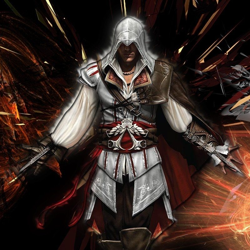 10 Best Assassin's Creed Ezio Wallpaper FULL HD 1080p For PC Background 2018 free download assassins creed ii fond decran and arriere plan 1280x800 id75122 800x800