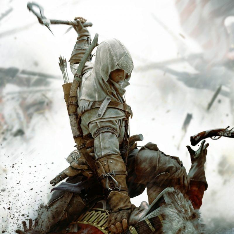 10 Best Assassin Creed 3 Wallpaper FULL HD 1920×1080 For PC Desktop 2021 free download assassins creed iii 3 wallpaper 1920x1080 10 000 fonds decran hd 4 800x800