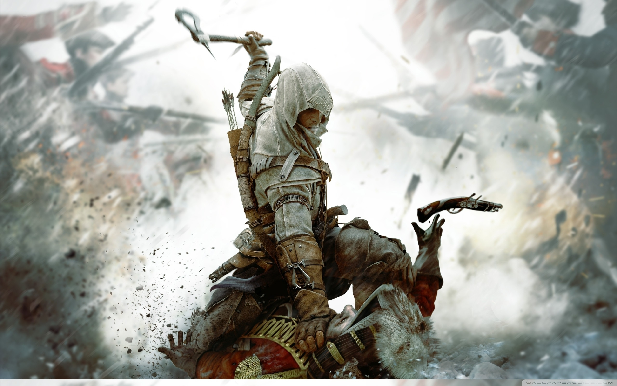 assassins creed iii ❤ 4k hd desktop wallpaper for 4k ultra hd tv