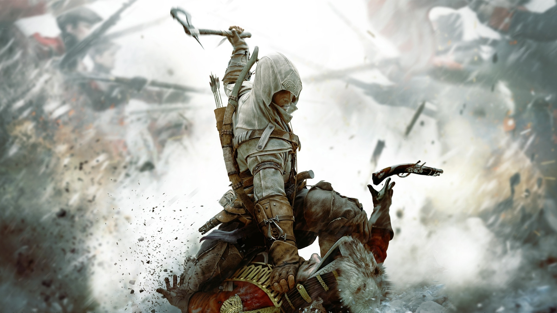 assassin's creed iii full hd fond d'écran and arrière-plan