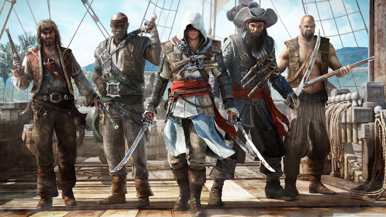 assassins creed iv black flag ❤ 4k hd desktop wallpaper for 4k